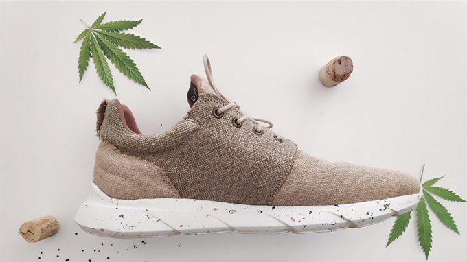ed74a444e5aa12 Створено перші водонепроникні кросівки з коноплі | Новини