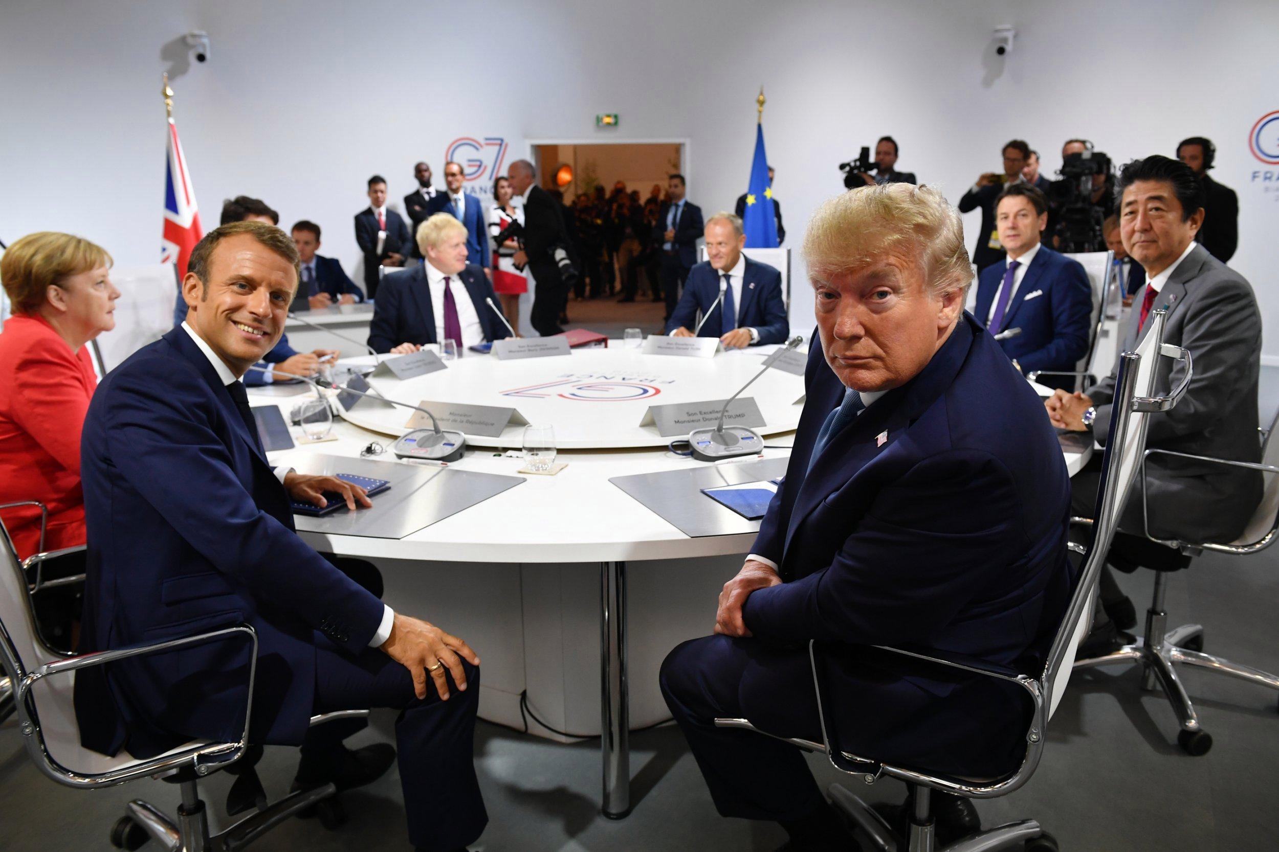 На западе спорят по поводу того, стоит ли Москве возвращаться в G7